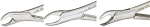 Miltex Ceram-A-Grip Lower Anteriors Forceps (Integra Miltex)