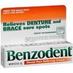 Benzodent (Cardinal Health DSD)