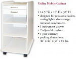 Utility Mobile Cabinet - TPC