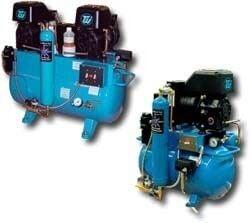 Ultra Clean Lubricated Air Compressor - Tech West