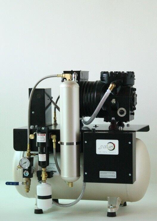 Lubricated Air Compressors - JDS
