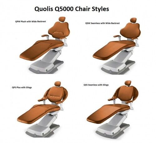 Quolis Q5000 Belmont Chair Styles