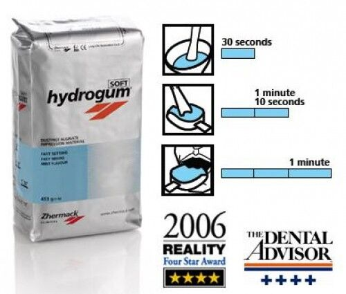 Hydrogum Soft - Zhermack