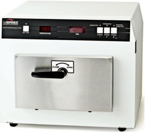 Rapid COX Dry Heat Sterilizer - 6 minute cycle