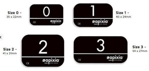 Apixia Scanner Phosphor Imaging Plates