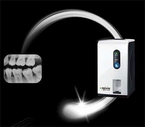 Apixia Scanner - Laser Fast Image Processing