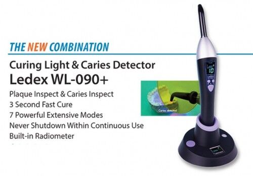 Caries Detector LED Curing Light
